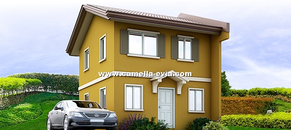 Camella Evia House and Lot for Sale in Alabang, Philippines