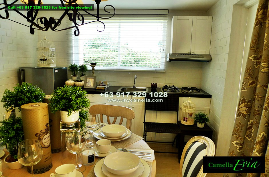Carina House for Sale in Alabang Evia City