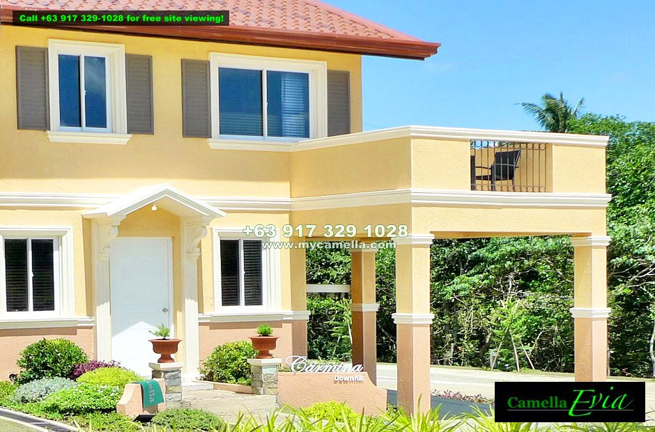 Carmina Downhill House for Sale in Alabang Evia City