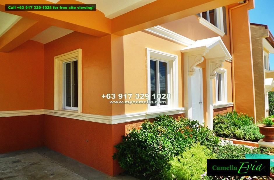 Carmina Uphill House for Sale in Alabang Evia City