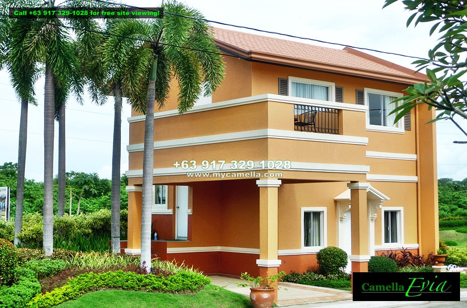 Dorina Uphill House for Sale in Alabang Evia City