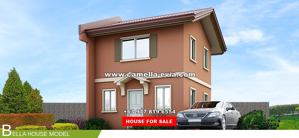 Bella House for Sale in Daang Hari / Alabang