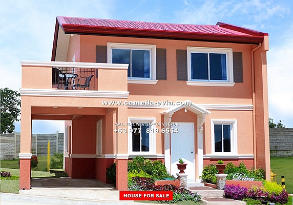Camella Evia House and Lot for Sale in Daang Hari Philippines