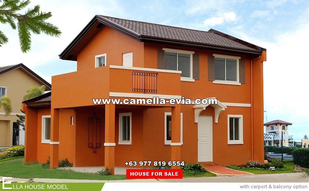 Ella House for Sale in Daang Hari / Alabang