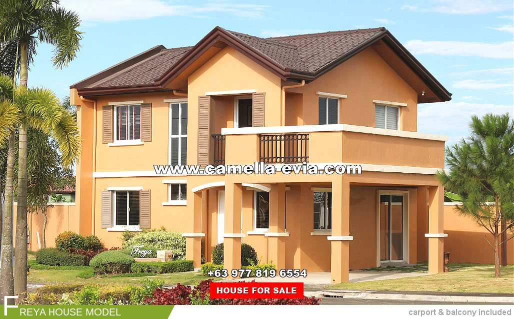 Freya House for Sale in Daang Hari / Alabang