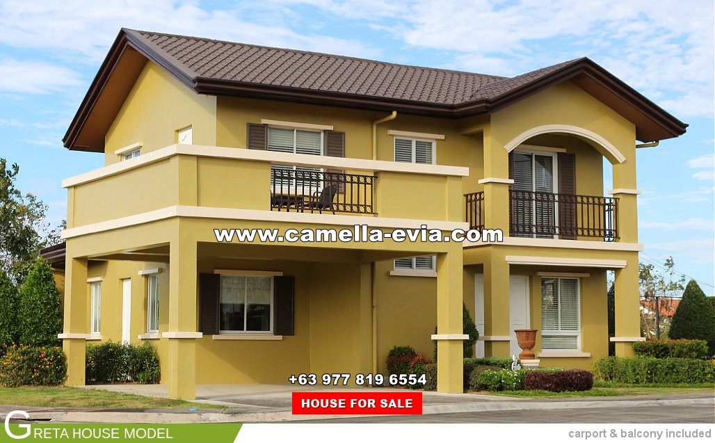Greta House for Sale in Daang Hari / Alabang