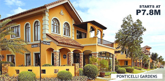 Camella Evia Developer - House for Sale in Alabang Evia City Philippines