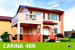 Carina House and Lot for Sale in Alabang Evia City Philippines
