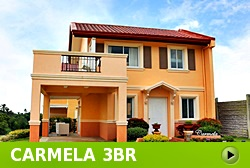 Carmela House and Lot for Sale in Alabang Evia City Philippines