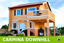 Carmina Downhill House and Lot for Sale in Alabang Evia City Philippines