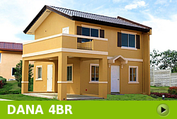 Dana House and Lot for Sale in Alabang Evia City Philippines