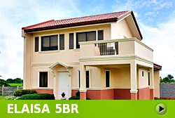 Elaisa House and Lot for Sale in Alabang Evia City Philippines