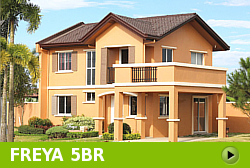 Freya House and Lot for Sale in Alabang Evia City Philippines