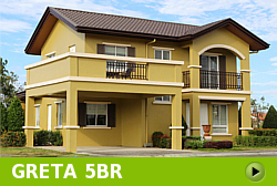 Greta House and Lot for Sale in Alabang Evia City Philippines