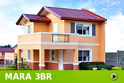 Mara House and Lot for Sale in Alabang Evia City Philippines
